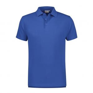 SANTINO Poloshirt RICARDO - RRZVL (met borst- en ruglogo)