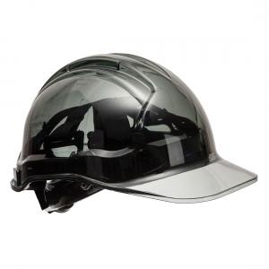 PW Transparante Helm PV64 met draaiknop