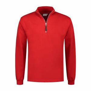 SANTINO Sweater ALEX (met rits, zonder tailleboord)