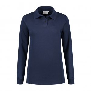 SANTINO Dames Polosweater RICK (zonder tailleboord)