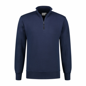 SANTINO Sweater ROSWELL (met rits)