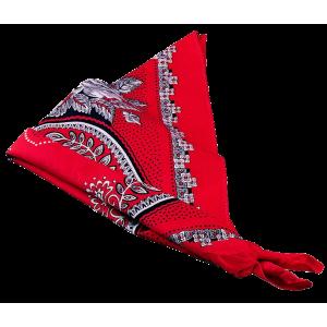 Rode Zakdoeken (per 4 stuks)